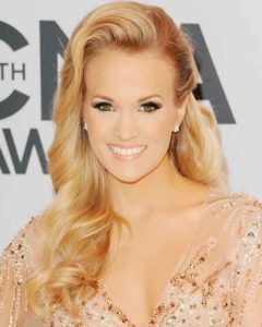 Carrie Underwood Body Age Height Weight Measurement Status