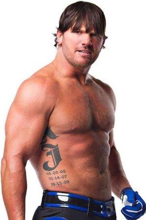 AJ Styles Wife, AJ Styles Tattoo, AJ Styles TNA, AJ Styles WWE Champion,