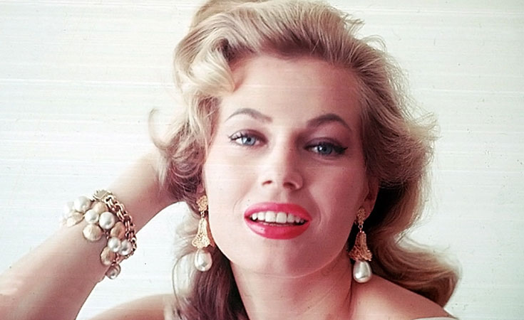 Image result for anita ekberg