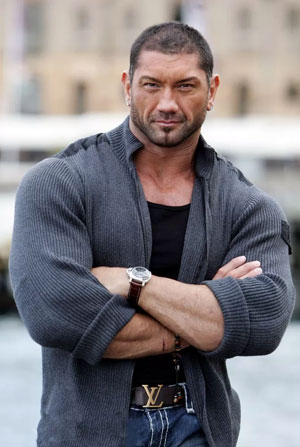 Dave Batista Age,